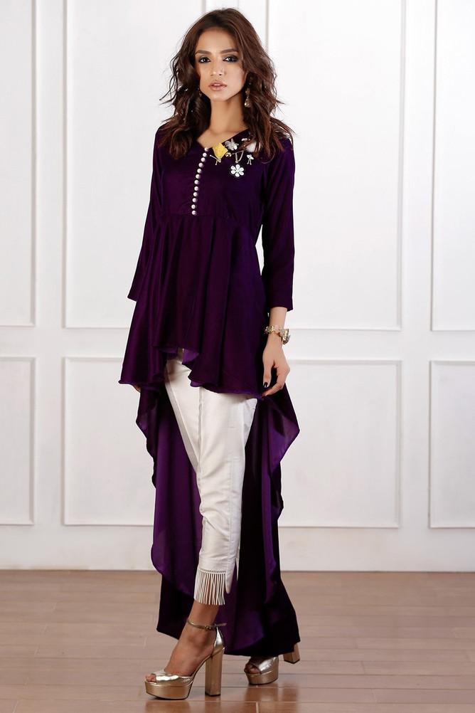 latest Designer Anarkali Dresses Pakistan