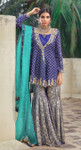 buy Designer Anarkali Dresses Karachi