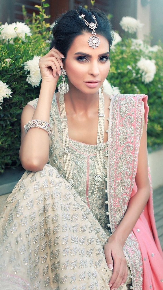 images Pakistani Designer Anarkali Collection 2018