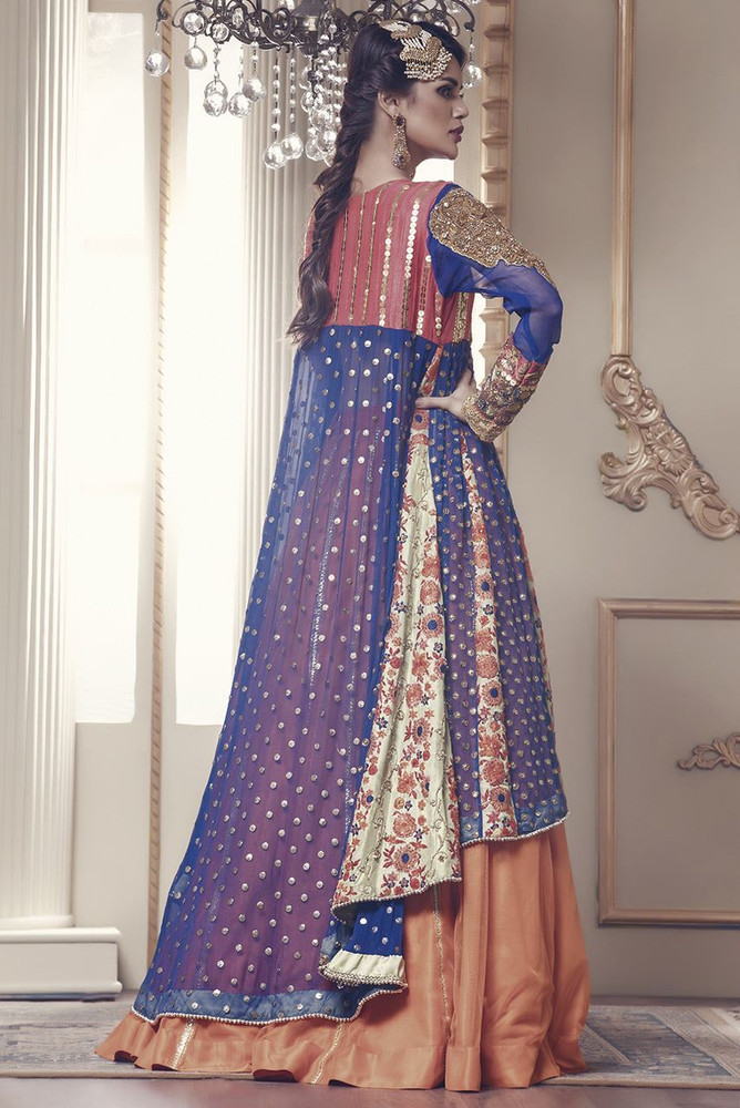 Designer Anarkali Dresses Kuwait