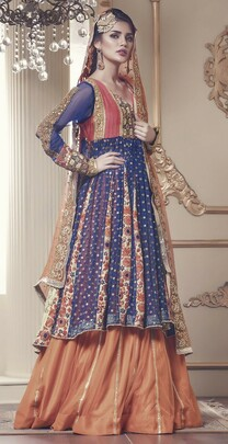 buy  Designer Anarkali Dresses Kuwait