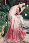 Designer chiffon Anarkali Dresses Vista