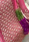 Badla Mukaish Gota Embroidery Suit London 1
