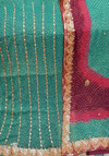 Badla Mukaish Gota Embroidery Suit New Jersey 1