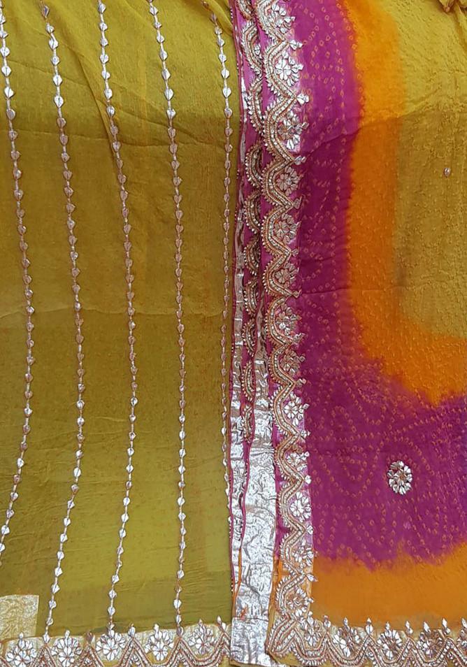 Badla Mukaish Gota Embroidery Riyadh 1