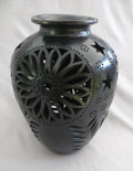 GD-19 Shoulder Vase Filigree