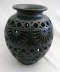 GD-24 Classic Vase Filigree Flared Mouth