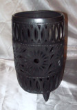 AR-20 Candle Holder Three Legged Filigree