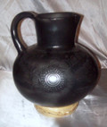 AR-22A Pitcher Carved