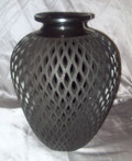 BC-1 Shoulder Vase Filigree
