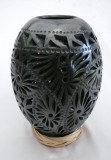 DR-41 Egg Shaped Candle Cover Medium