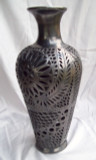 DR-55A Shoulder Vase Filigree Tall