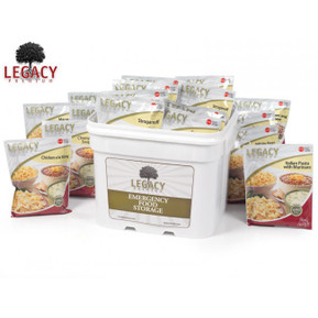 emergency freeze dried food supply meals