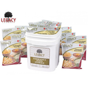 gluten free dried food supply