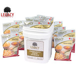 disaster prepper freeze dried meals