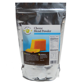long shelf life cheese powder
