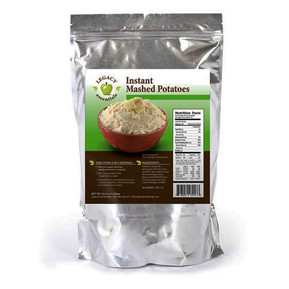 freeze dried mashed potato flakes