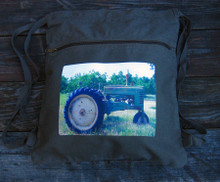 Tractor Boho Cinch Cotton Back pack