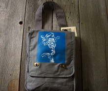 Mermaid Field/Messenger Bag