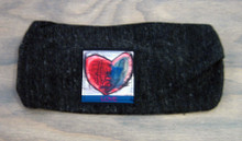 Cosmic Interlude of Love Heart Headband