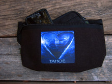 Blue Heart in TAHOE Hemp Hip Pack