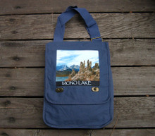 Mono Lake Field/Messenger Bag