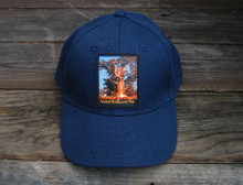 Ancient Bristlecone Pine at  Sunrise Hemp Baseball hat