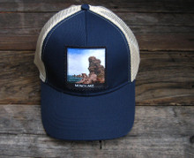 Mono Lake #828 Organic Cotton Keep on Truckin' Trucker Hat