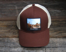 Mono Lake #831 Organic Cotton Keep on Truckin' Trucker Hat
