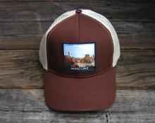 Mono Lake #831 Keep on Truckin' Organic Cotton Trucker Hat