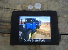Blue Truck Bodie State Park Medium & Large Hemp Coin Purse