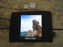 Mono Lake Tufa #828 Medium & Large hemp Coin Purse