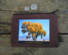 Cottonwood Tree Eastern Sierra Medium & Large Hemp Coin Purse