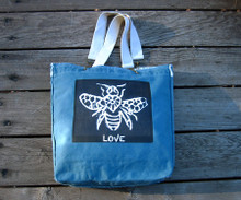 Bee Love Girly Tote/Purse
