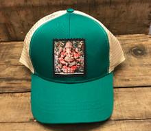 Ganesh 2 Keep on Truckin' Organic Cotton Trucker Hat