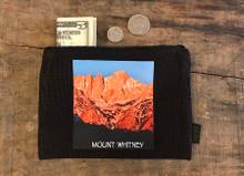 Mount Whitney #905 Medium & Large Hemp Coin Purse