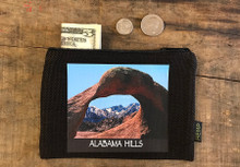Mobias Arch #909 Alabama Hills Medium & Large Hemp Coin Purse