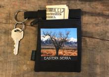 Tree #932 Manzanar National Park Eastern Sierra Hemp Key Coin Purse