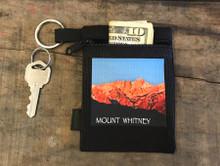Mount Whitney #905 Hemp Key Coin Purse