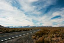 Road Trip #823 Eastern Sierra Greeting Card