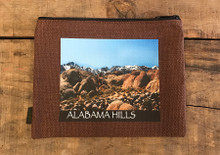 Alabama Hills #902 Medium & Large Hemp Coin Purse