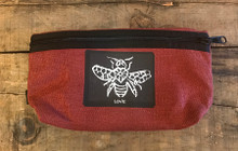 Bee Love Hemp Hip Pack