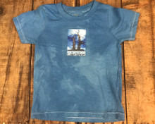 Snags Above Tahoe Organic Cotton Kid's T