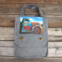 Truck in Taos Field Bag