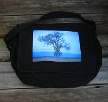 Oak Tree Messenger Bag