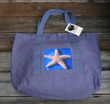 Starfish beach/market tote
