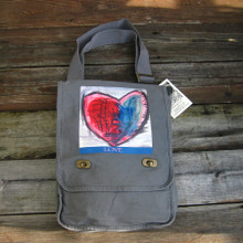 Cosmic Interlude of LOVE field bag