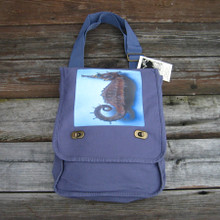Sea Horse field bag