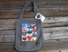 Love Amore Agape field bag