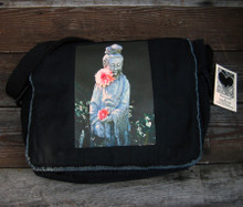 Quan Yin Messenger Bag